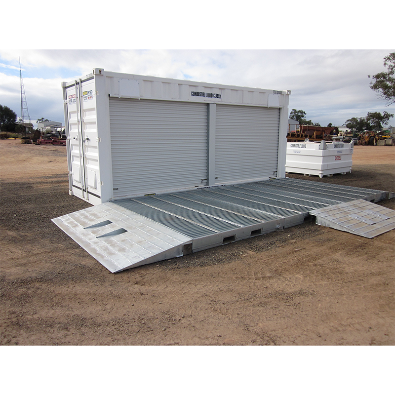 iFUEL Spill Containment Unit cw 3m Ramp Kit
