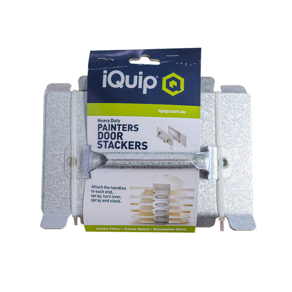 iQuip Metal Painters Door Stackers (Pair)
