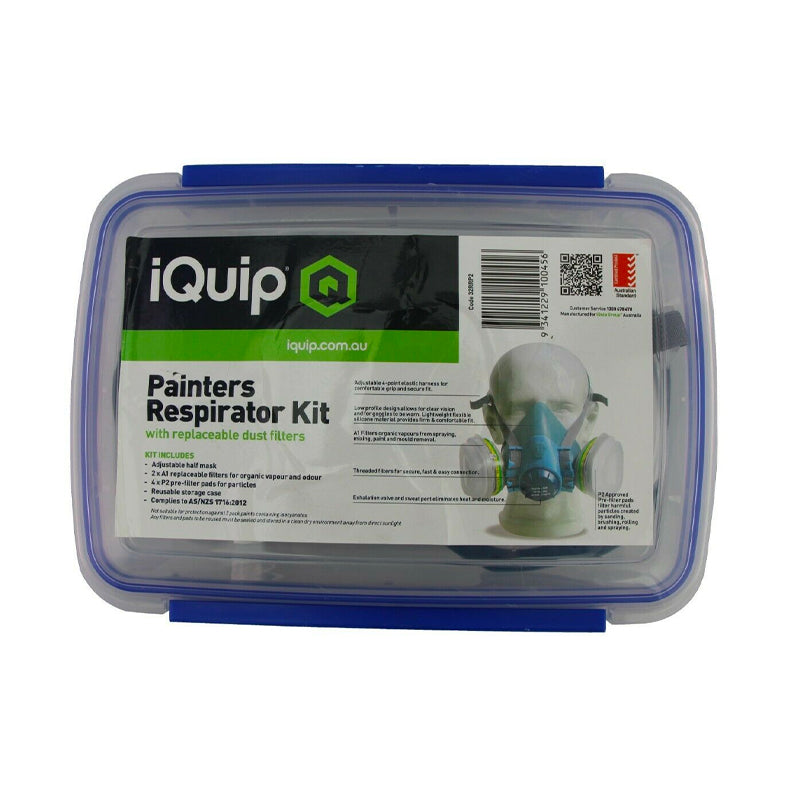 Respirator P2 Kit With Replacement Filters