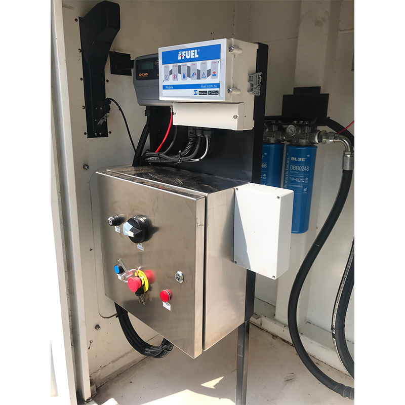 iFUEL Mobile deployed with Onsite Rental Group Forest Lake, QLD