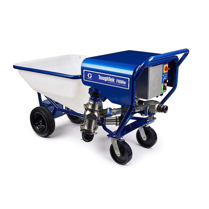 GRACO ToughTek F800e Fireproofing Pump