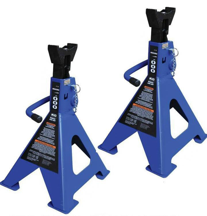 Tradequip Jack Stands (Set of 2) 4T Capacity 1148T