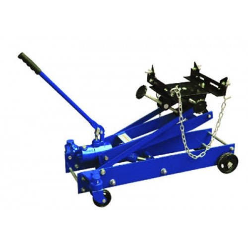 Tradequip Trolley Jack Transmission Lifter 1T Rated 2057T