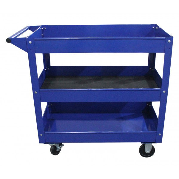 Tradequip Workshop Trolley 3 Trays 6004