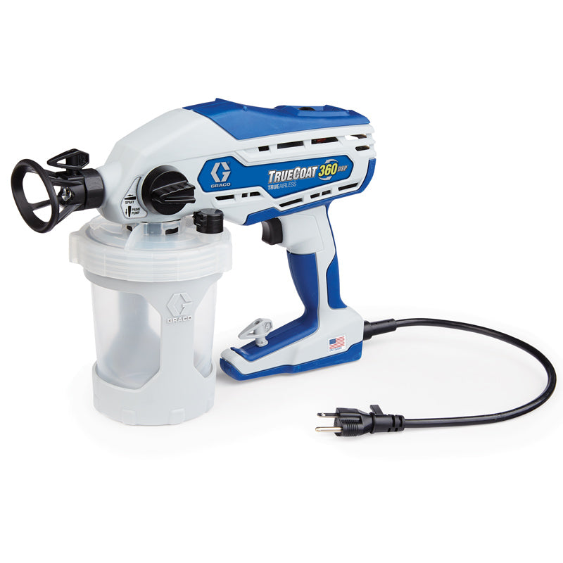 GRACO TrueCoat 360 DSP