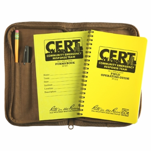 All-Weather CERT Notebook Kit