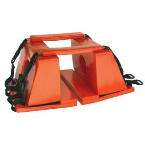 Kemp Scoop Stretcher Head Immobilizer