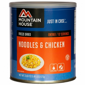 Mountain House #10 Can Noodles & Chicken