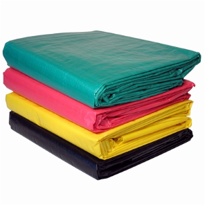 Heavy Duty Triage Tarps 4-Set