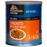 Mountain House #10 Can Spaghetti w/ Meat Sauce