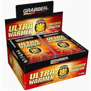 Grabber Ultra 24-Hour Body Warmer Pads 30-Case
