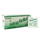 Insect Sting Relief Pads 150-Pack
