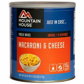 Mountain House #10 Can Macaroni & Cheese