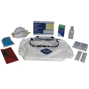 1-Person 24-Hour Pandemic Preparedness Kit