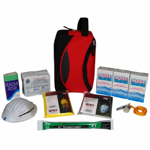 1-Person ''Zip-Bag'' Emergency Kit