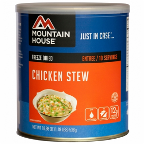 Mountain House #10 Can Chicken Stew