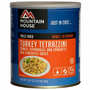 Mountain House #10 Turkey Tetrazini