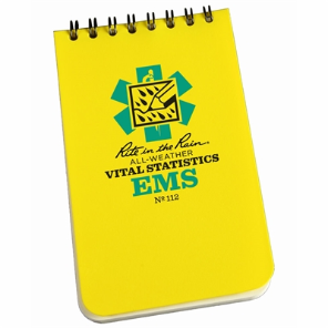 All-Weather EMS Pocket Notebook