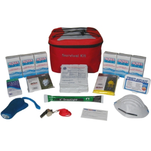 1-Person ''Cooler Bag'' Emergency Kit