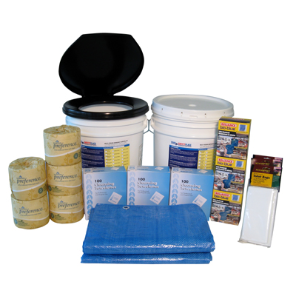 30-Person 72-Hour Group Sanitation Kit