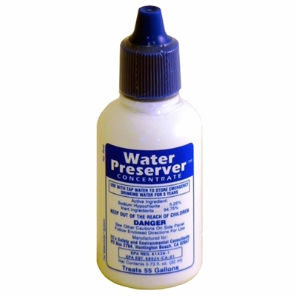 Water Preserver Concentrate 55-Gallon
