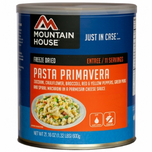 Mountain House #10 Can Pasta Primavera