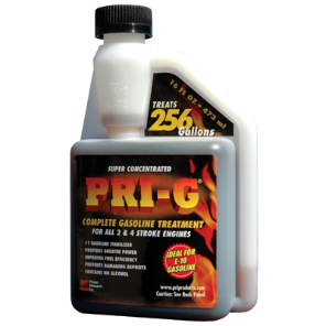 PRI-G Industrial Grade Gasoline Treatment 16oz.