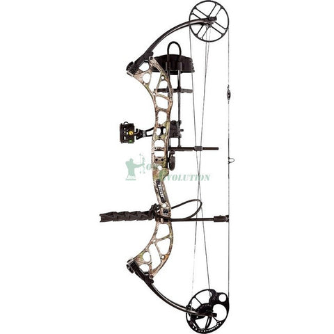 Bear Wild Compound Bow Ready To Hunt Set RealTree Xtra