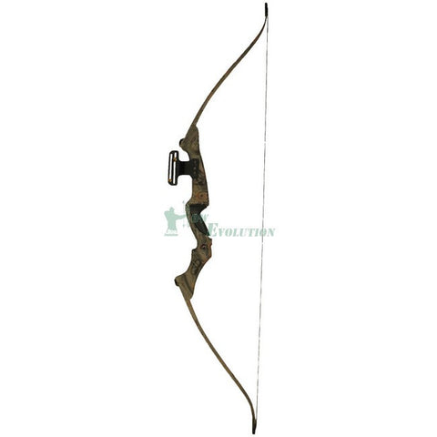 Abbey Crocodile Takedown Recurve Bow 60 Inch Side View