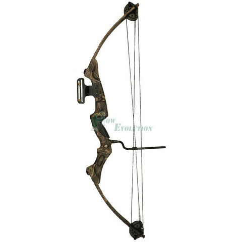 Abbey Dingo Compound Bow camo side view