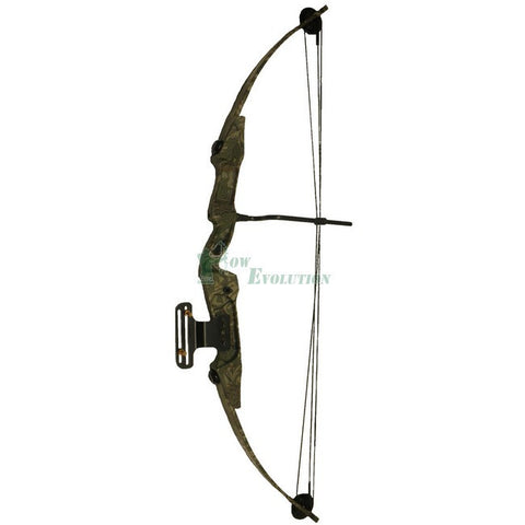 Abbey Taipan Compound Bow camo side view