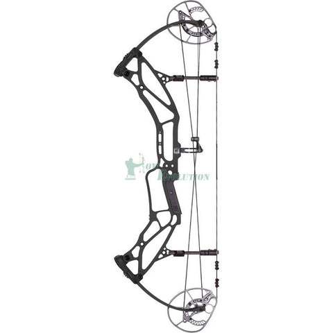 Bear LS6 Compound Bow Black Side