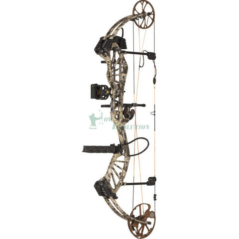 Bear Approach Compound Bow Ready To Hunt Set Kryptek