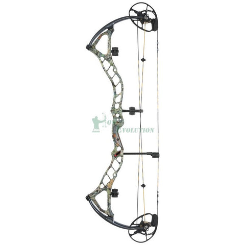 BowTech BT-Mag Compound Bow Side View