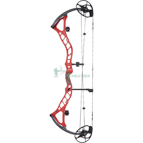 Bowtech BT Mag Target Compound Bow Red Side View