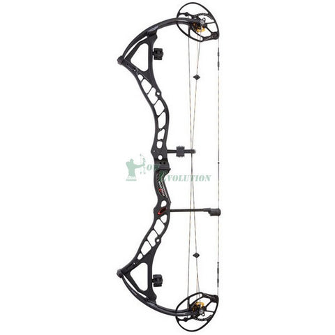 Bowtech Boss Compound Bow BlackOps Side View