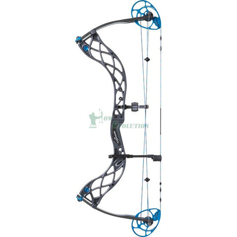 Bowtech Eva Shockey Signature Series Compound Bow Side View
