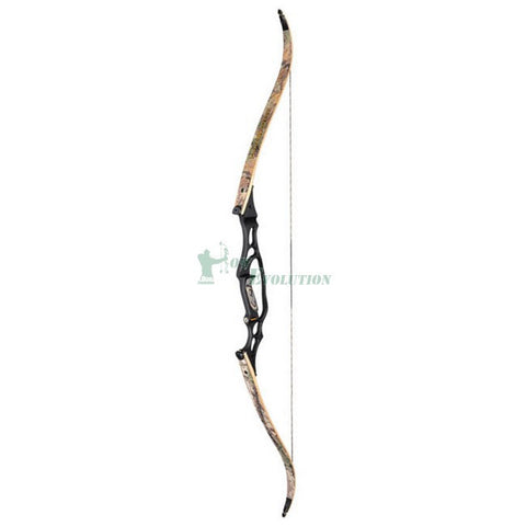 Hoyt Gamemaster 2 Takedown Recurve Bow BlackOut/Realtree Xtra