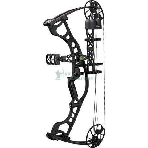 Hoyt Ignite Compound Bow Ready To Hunt Set Setup