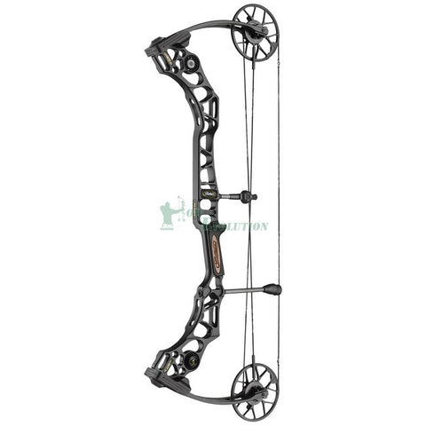 Mathews Avail Compound Bow Side View Black