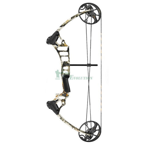 Mission Craze II Compound Bow Ready To Hunt Set Camo