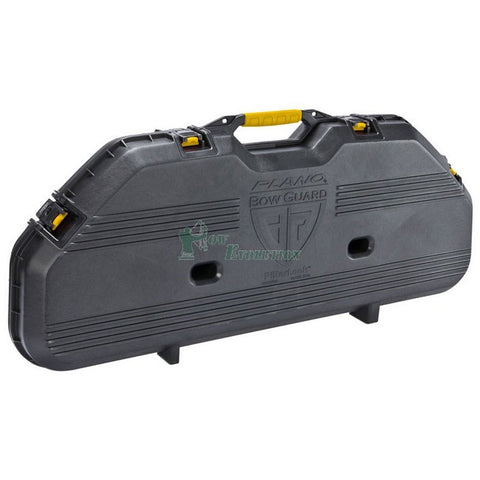 Plano All Weather Hard Bow Case Black closed