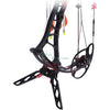 Truglo Bow Jack Folding Bow Stand open
