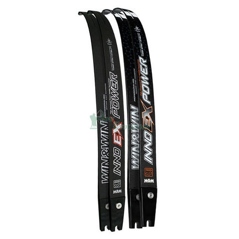 Win & Win Inno EX Power Carbon Takedown Recurve Limbs