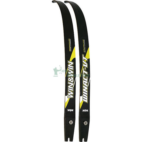 Win & Win Winact VT Takedown Recurve Limbs