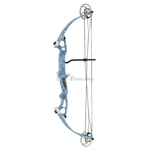 Alpine Mako Compound Bow bowfishing blue