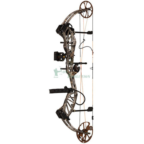 Bear Approach HC Compound Bow Ready To Hunt Set realtree