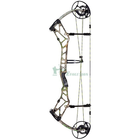 Bear BR33 Compound Bow Side RealTree Xtra