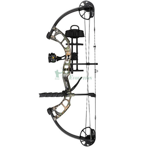Bear Cruzer Compound Bow Ready To Hunt Set Realtree