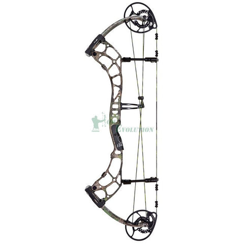Bear Escape Compound Bow RealTree Xtra side